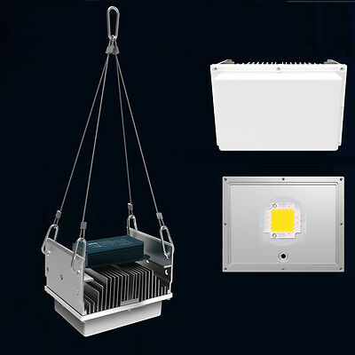 LED 30W IP67 White Celling High Bay Light Industrial Factory  Workshop Lamp