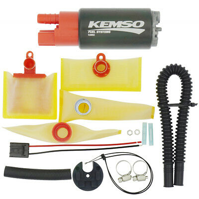 KEMSO High Performance Electric Fuel Pump and  Install Kit 13802