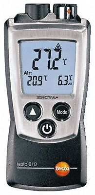 NEW Testo 810 Pocket Pro IR/Ambient Thermometer Air&Surface Temperature Meter
