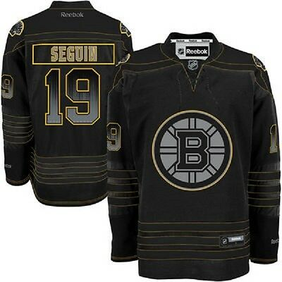 NHL Boston Bruins Tyler Seguin Premier Ice Hockey Shirt Jersey