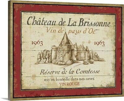 8671.Decoration Poster.Home Room wall art design.Chablisienne French wine decor