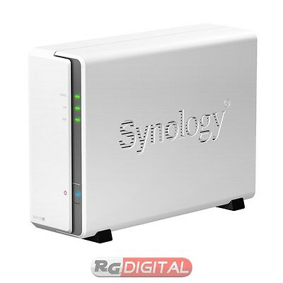 NAS Synology DS115J Server Domestico DiskStation Manager 1 vano