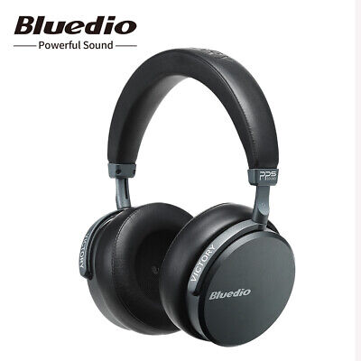 Bluedio V2 Bluetooth Headphones PPS12 Drivers Wireless Headset for Cell Phones
