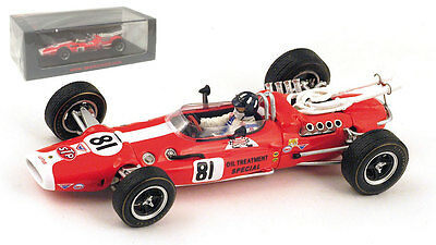 Spark S4275 Lotus 42F #81 Indy 500 1967 - Graham Hill 1/43 Scale