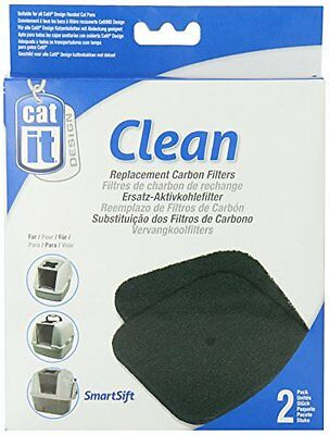 Catit Hooded Cat Pan Replacement Carbon Filter