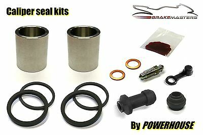 Honda XR 250 R 84-88 front brake caliper piston & seal repair kit 1984 1985 1986