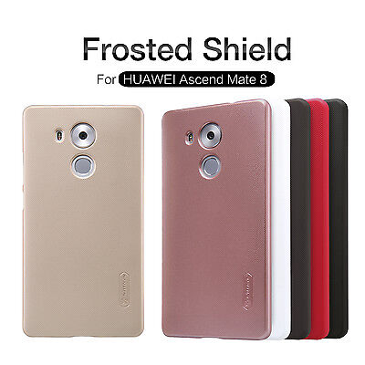 For HUAWEI Ascend Mate 8 NILLKIN Super Frosted Matte Plastic Back Case Cover