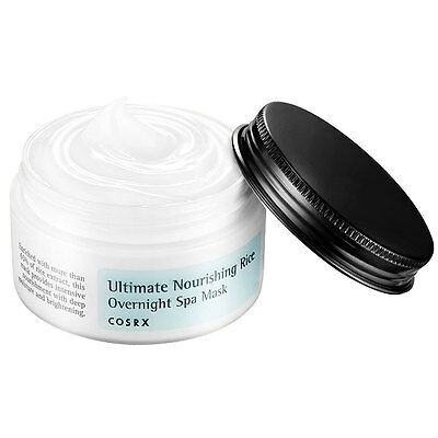 [COSRX] Ultimate Nourishing Rice Overnight Spa Mask 50g facial mask pack