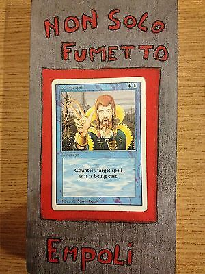 Mtg Contromagia - Counterspell - Near Mint - Wb - Inglese