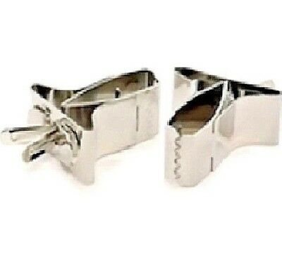 CAGE CLIPS - Metal Bird Pet Animal Cage Clip Millet Cuttlefish Holder dm PawMits