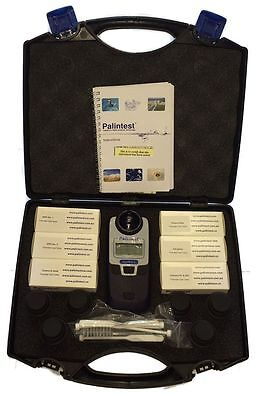 Palintest Pooltest 6 Photometer. Professional Commercial Pool Test Meter