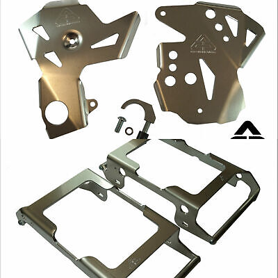 Wr450F 2007 2008 2009 2010 2011 Alloy Radiator And Frame Guards Smart Combo Deal
