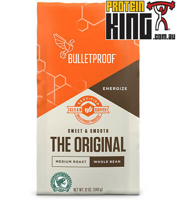 Bulletproof Upgraded Coffee 340G Whole Arabica Beans Bullet Proof Dave Asprey