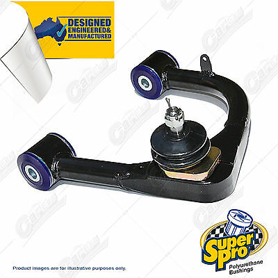 Ford Falcon BA BF Front Lower Control Arm L/R With Superpro Rear Bushes Kit