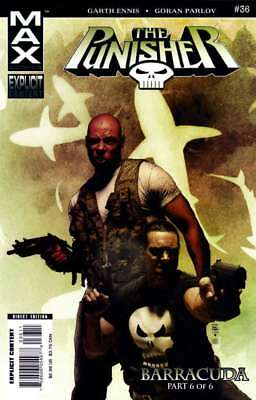 Punisher Max #36 (Vol 7)