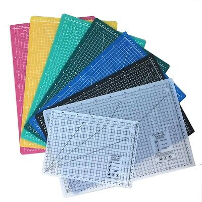A3 Free Shipping 18L x 12W Inch Colorful Eco Friendly Self Healing Cutting Mat