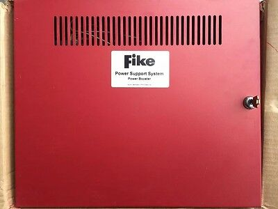 New Fike Fire Panel 40-016 Power Supply Booster