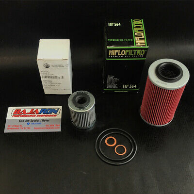 Can-Am Spyder Oil Filter Kit w/Extended Trans SE5 GS ST RT RS RSS 2008-2016