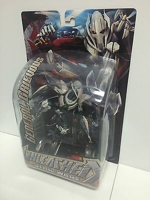 """""""New"""" Star Wars UNLEASHED General Grievous Sculpture / Statue - Stand included"""