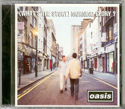 OASIS - (What´s the story morning glory ?