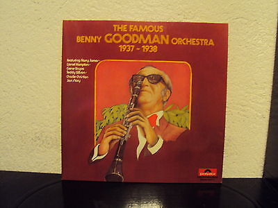 BENNY GOODMAN & HIS ORCHESTRA - The famous 1937-1938