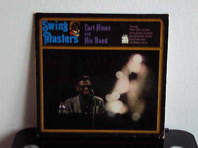 EARL HINES & HIS BAND - Swing masters