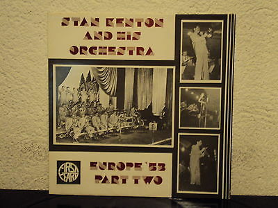 STAN KENTON & HIS ORCHESTRA - Europe 53 part two