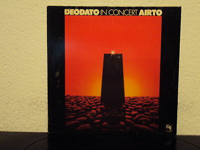 DEODATO - In concert with Airto