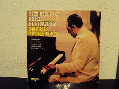 DUKE ELLINGTON & HIS ORCHESTRA - The best of