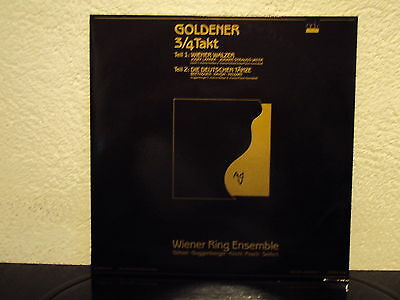 WIENER RING ENSEMBLE - Goldener 3/4 Takt