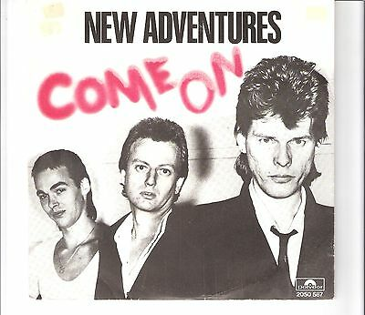 NEW ADVENTURES - Come on