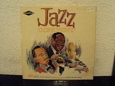 DUKE ELLINGTON & HIS ORCHESTRA - Jazz concert Vol. 1