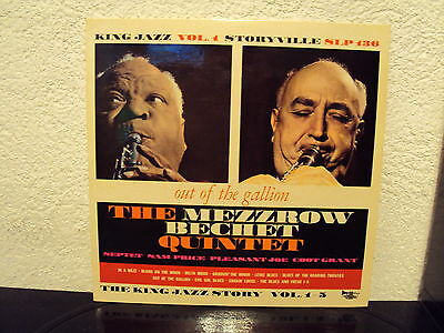 MEZZROW BECHET QUINTETT - Out of the gallion