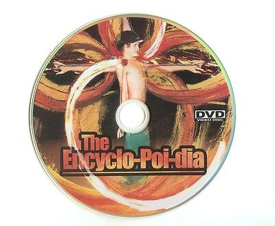 Encyclo-Poi-dia instructional Poi DVD by Instruments Of The Now. 1st class post!