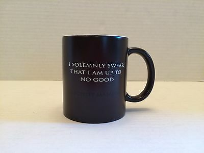 Harry Potter I Solemnly Swear...Mischief Managed Heat Transforming Coffee Mug