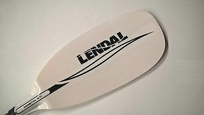 kayak Paddle XTI Glass Composite- Freestyle, White Water  racing & river running