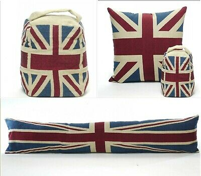 Vintage Union Jack Cushion or Cover (18in x 18in)