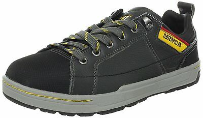 NIB Caterpillar CAT P90191 Men's Brode Steel Toe Work Shoe Pepper