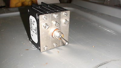 CIRCUIT BREAKER 30AMP 3 pole panel mount toggle style
