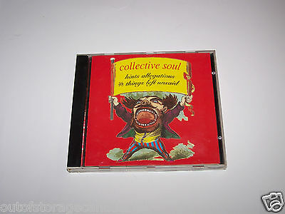 Hints, Allegations & Things Left Unsaid by Collective Soul (CD Canada Copy)