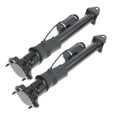 PAIR For MERCEDES ML & GL W/X164 REAR SHOCK ABSORBER WITH ADS 1643203031 NEW