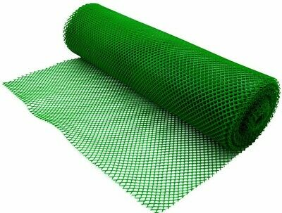 Green Bar Pub Shelf Liner Glass Matting Mesh - 10 Metre Roll