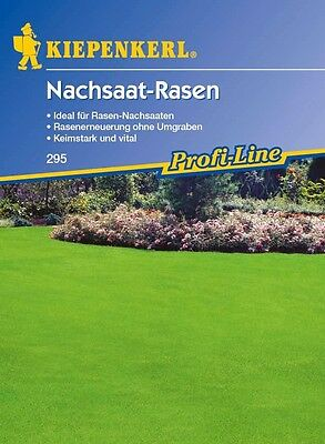 Kiepenkerl - Nachsaat - rush 295 for approx. 2,5m² Lawn seed To lawn seed Lawn