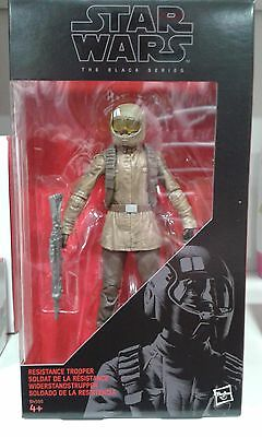 "Star Wars Resistance Trooper 6"" Black Series Tfa10"
