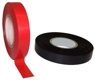 Pro's Pro - Racket Grip Finishing Tape - 12mm x 20m Roll - Tennis - Squash