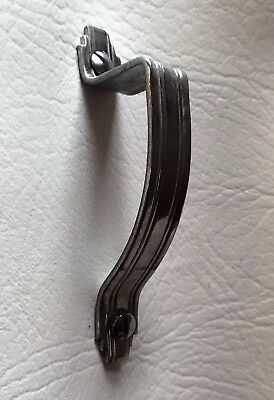 "Art Deco Mid Century Modern Antique Hardware Cabinet Drawer Pull 2 3/4""center"