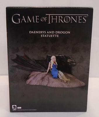 Game of Thrones: Daenerys and Drogon Statue (2015) Dark Horse New
