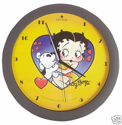 BB Clock/Heart & Dog