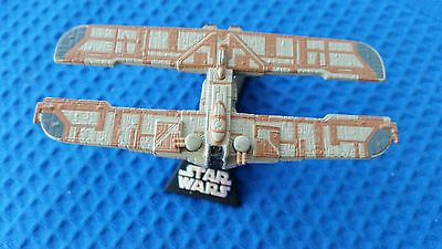 STAR WARS TITANIUM - Trade Federation Landing Ship - lose -megarar