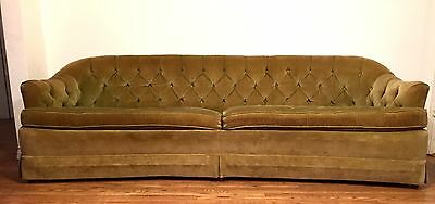 Vintage Dorothy Draper Sofa Heritage Henredon Couch Mid Century Modern